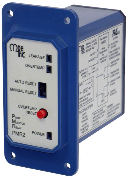 Item Pmr2 Pump Monitor Relay On Motor Protection